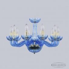 Подвесная люстра 1311 1311/10/200 G Aq/Aquamarime/M-1H