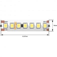 Светодиодная лента  SWG2P168-24-17.3-WW-20