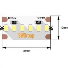 Светодиодная лента  SWG2A300-24-19.2-WW