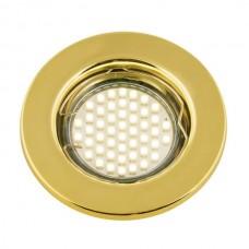 Точечный светильник Arno DLS-A104 GU5.3 GOLD