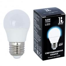 Лампочка светодиодная E27-6,5W-3000K-G45_lb