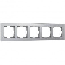 Рамка Aluminium алюминий W0051706