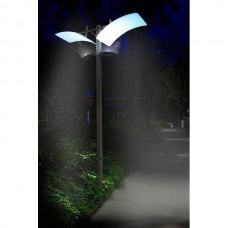 Наземный светильник Sky 560-42/w-50 (двухголовый)