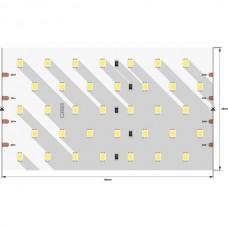 Светодиодная лента LUX DSG2350-24-WW-33